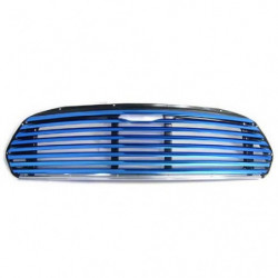 grille blue anodised version of ala6668 wide slat grille
