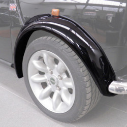 wheel arch set of copy rubber sportspack arches