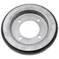 "crank pulley damper only ""s"" (must be bala0ed to pulley)"
