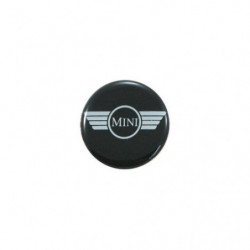 badge autocollant mini 27mm