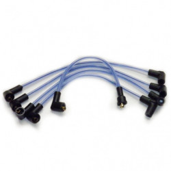 luminition silicon 8mm super blue ht lead set