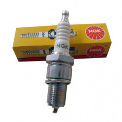 spark plug ngk resistor type for single point
