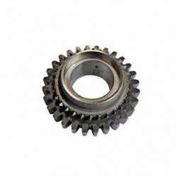 gear straight cut 2nd gear 3 sy0hro 28teeth