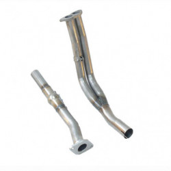 downpipes and link pipe for injection cars
