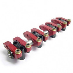 rocker assembly 1.3 ratio 1275cc full roller rockers
