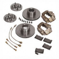 kit de transformation disques 8.4'' 4 pistons