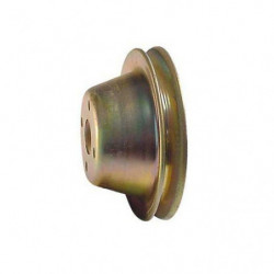"""water pump alloy pulley (4.725"""") large"""