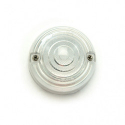 indicator clear lens late type front lamp