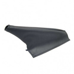 handbrake lever gaiter in black vinyl