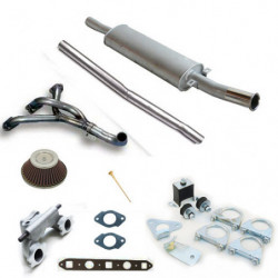 performa0e stage 1 kit 998 with large bore centre exit exhaust