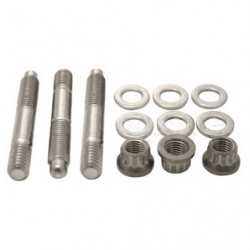 thermostat stainless steel studs and nut set
