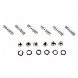 manifold stainless steel stud and nut set