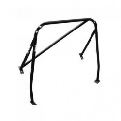 safety devices rear roll cage fixed diag lhd