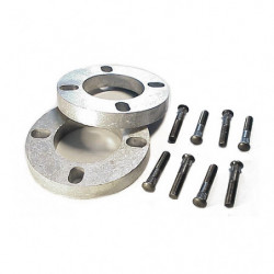 "3/4"" wheel spacers (19mm) see cw17 for 84 on cars"