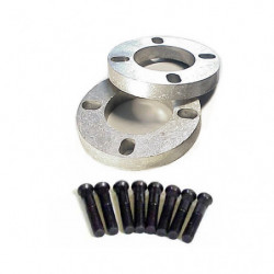 "3/4"" wheel spacers with extra long studs enjo-1040"
