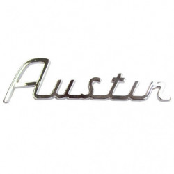 mk1 austin boot badge