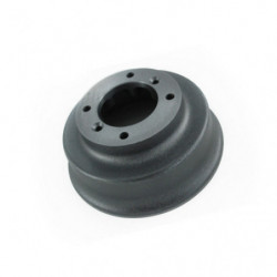 "brake drum rear with built in spacer ""s"" 1275gt"