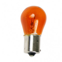 amber indicator bulb for twin point cars