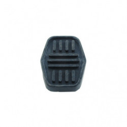 pedal rubber hexagonal pad 1976 on