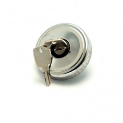 locking petrol cap - vented