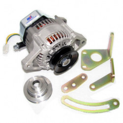 alternator lightweight competition type 50amp output