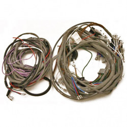 wiring harness front only mini mk3 with alternator