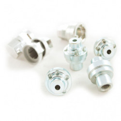 wheel locknuts for minilife and original minilite nut 168