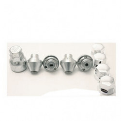 wheel locknuts for no5(cn2 type)mini 84 on and wella steels