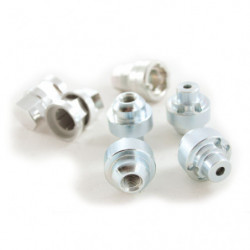wheel locknuts for no6 type gb alloy(88g322)pre 1984 668