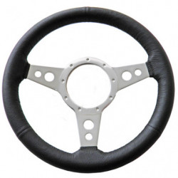"wheel classic 13""leather polished"