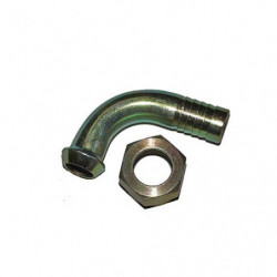 oil cooler 1/2bsp 90 degree union