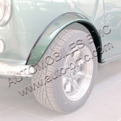 "wheel arch kit in abs plastic 2.5"" wide wp type"