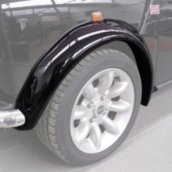 wheel arch set of 4 genuine sportspack arches