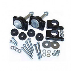 rear subframe fitting kit i0 trunnions gen(fits all years)