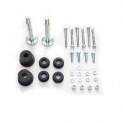 rear subframe bolts and bushes only fitting kit 1976on