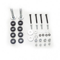 rear subframe bolts and bushes only fitting kit pre 1976