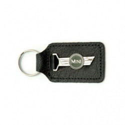 key fob with latest mini wing logo
