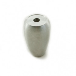 alloy gear lever knob