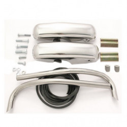 overider front kit only of mssk026 97on less bumper