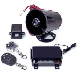 keyless entry + alarm for central locking kit