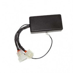 wiper delay conversion to make intermittant wipers