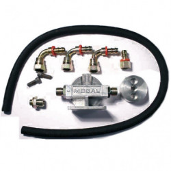 oil filter remote filter kit