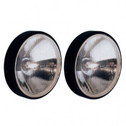 ringparts driving lamp pair approx 155mm wide