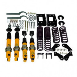 spax coilover shock kit lowered height