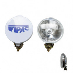 chrome spotlamps with covers