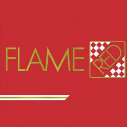 flame red body styling kit