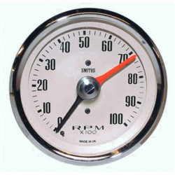 tachometer gauge 0-10 smiths in magnolia