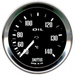 oil temp mechanical smiths gauge