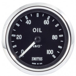 oil pressure mechanical smiths gauge