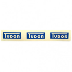 tudor decal for washer bottle